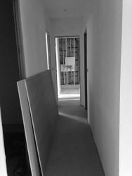 Rénovation de combles :Réalisation d'une chambre, d'un couloir  et d'une salle de bain : avant
