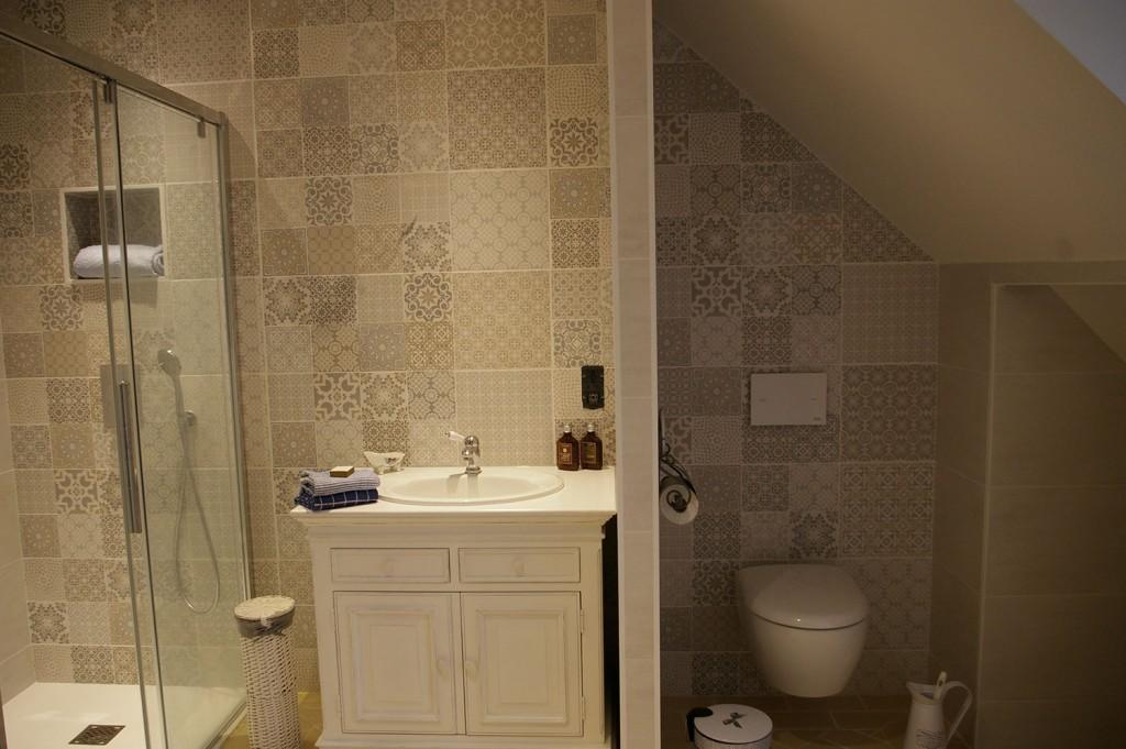 Rénovation de combles :Réalisation d'une chambre et d'une salle de bain
